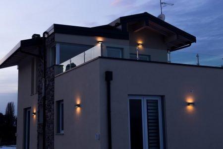 Esterno-Notte-Casa-X-Lam-Bodio-Lomnago-Varese-Building-Serv
