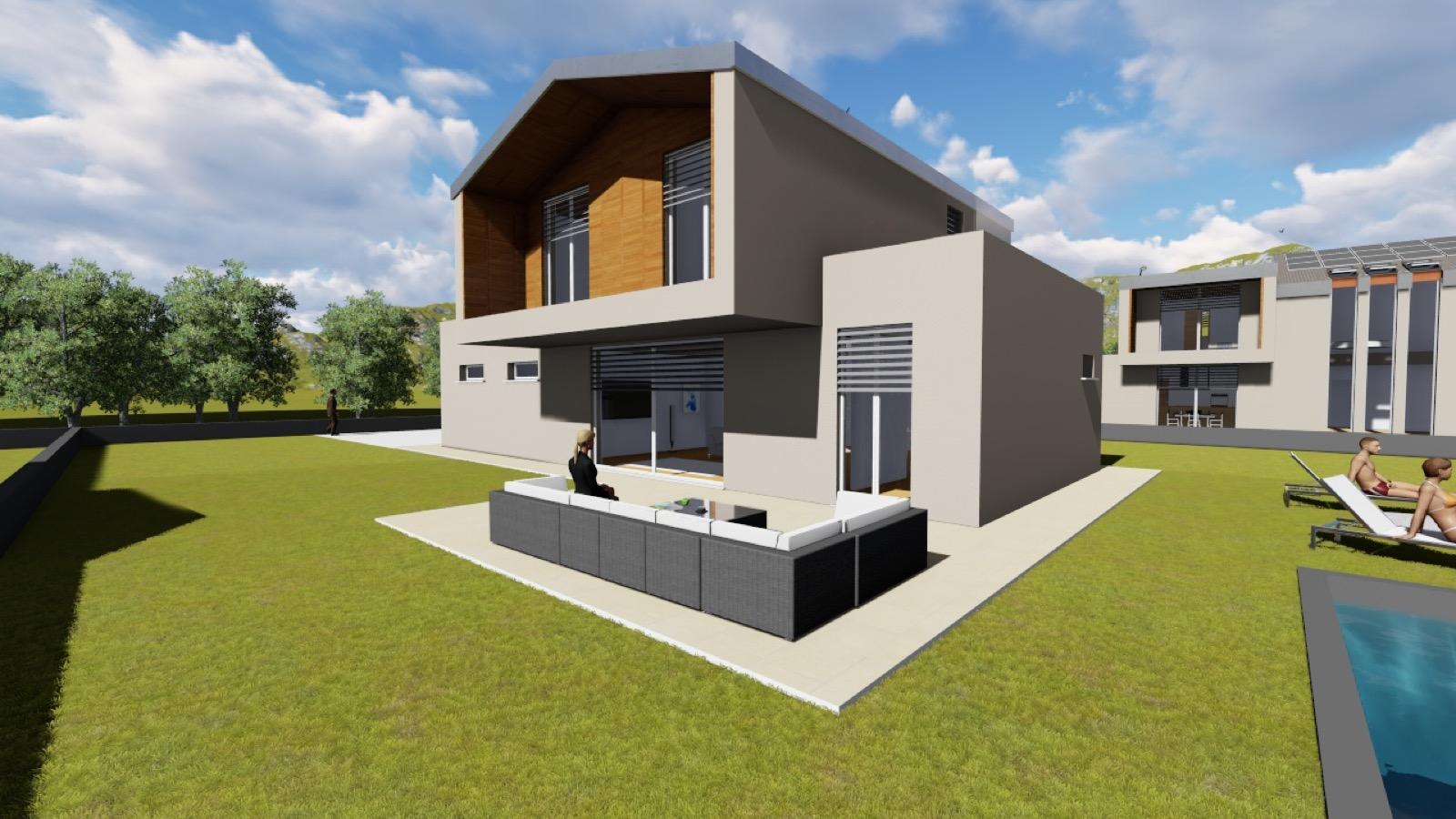 Esterno-Casa-X-Lam-Mornago-Varese-Building-Serv