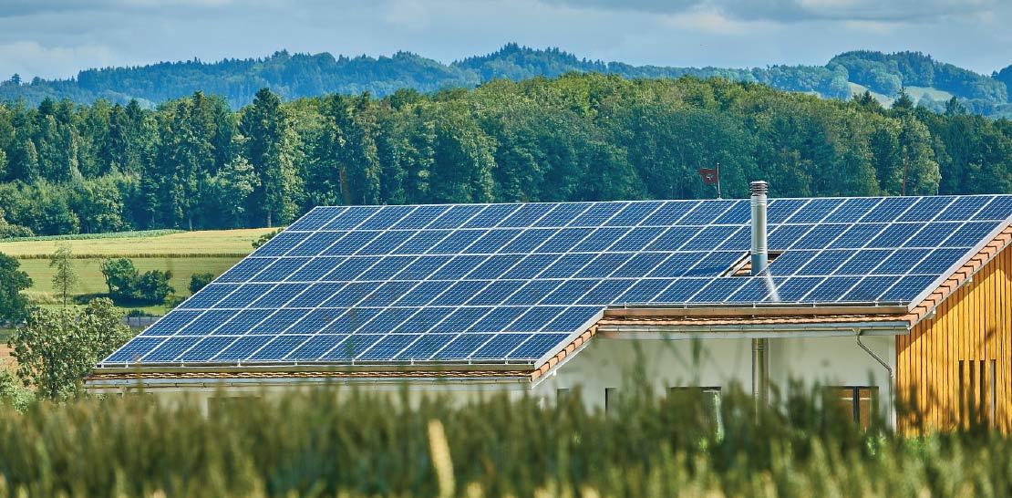 Impianto Fotovoltaico Domestico - Case in xlam - Building Service Varese