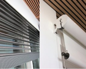 Schermature Solari - Case in xlam - Building Service Varese