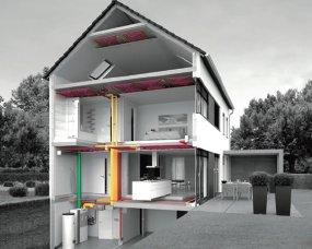 Ventilazione Meccanica Controllata - Case in xlam - Building Service Varese